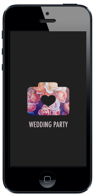 Wedding Party - an app for your wedding