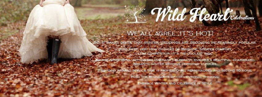 Winter Wedding Western Australia