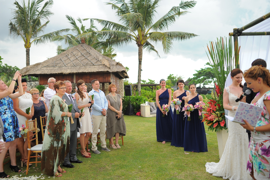 Wedding in Bali with Joanne Armstrong - Wedding Celebrant #4