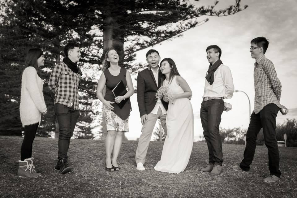 Singaporean couple wed in Perth - Image by Stanley and Alvin from d'fotograf