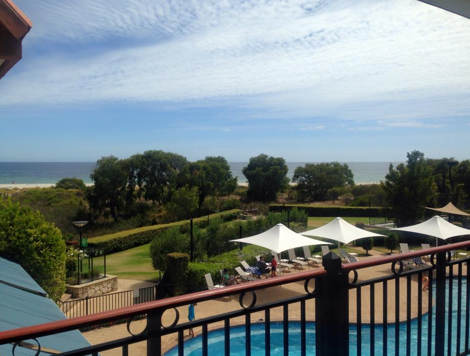 Just one beautiful view from Wyndham Vacation Resort & Spa Dunsborough