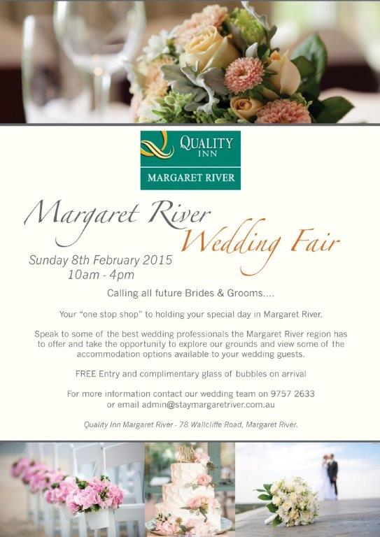 Wedding Fair Margaret River