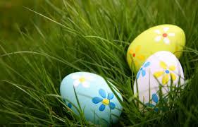 Easter Weddings - No artificiality