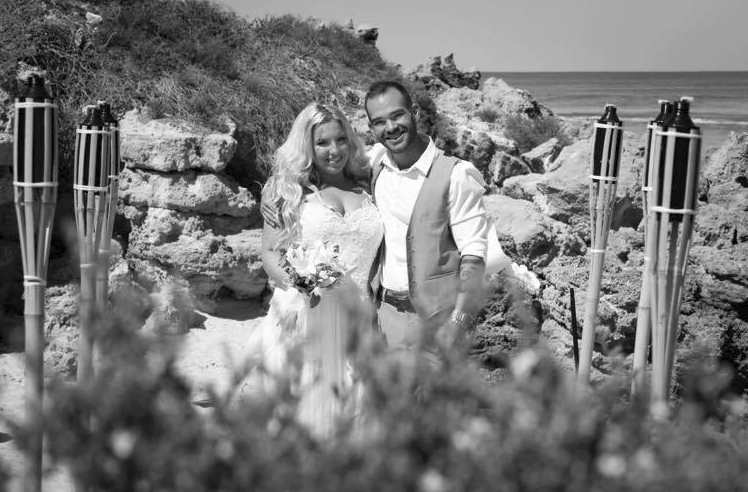 Joanne Armstrong Marriage Celebrant loves Brazilian Beach Weddings