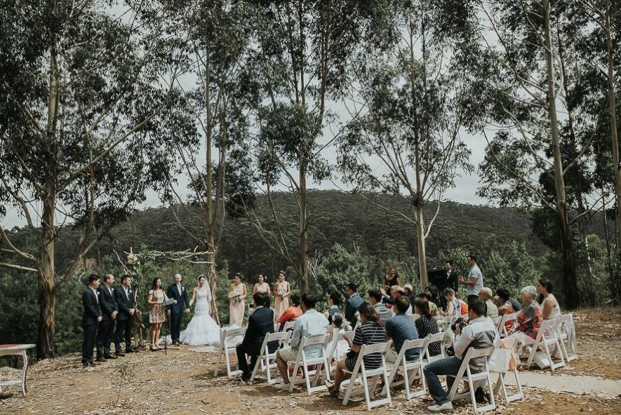 Spectacular Wedding at Pemberton Stonebarn