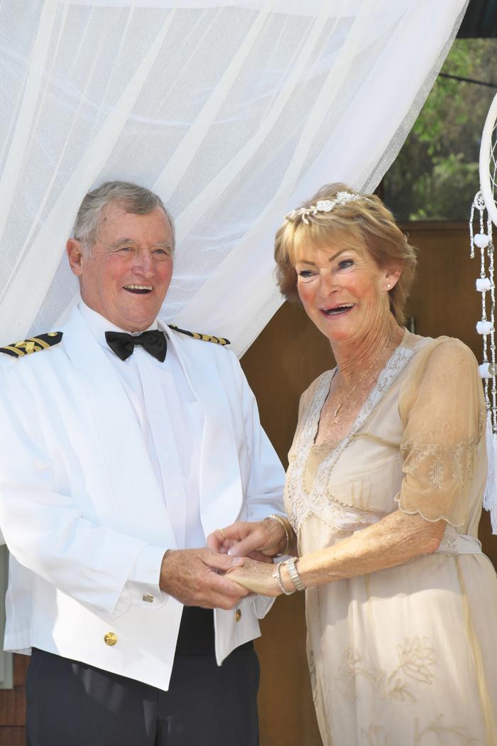 I love this pic of the bride and groom! — at Ramada Resort Dunsborough.