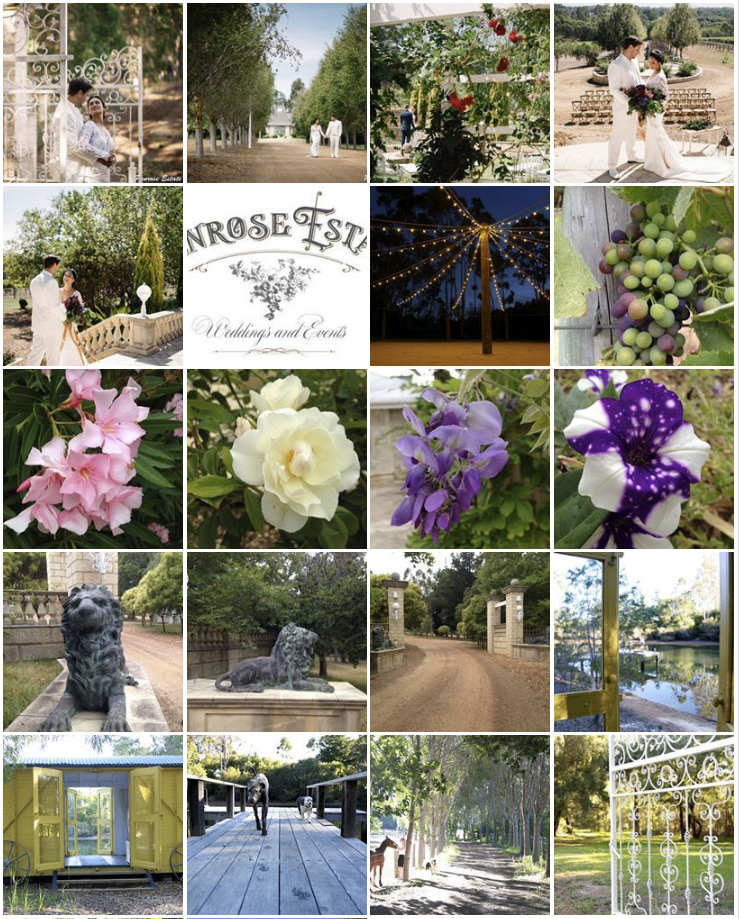 Margaret River Weddings Penrose Estate