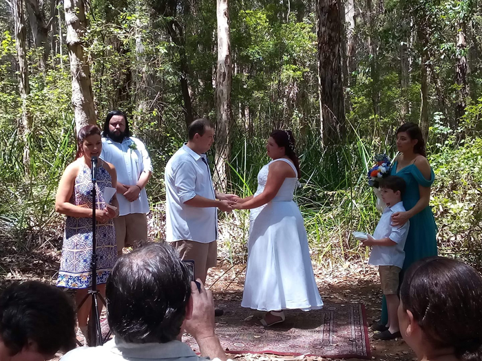 Small Intimate weddings margaret river