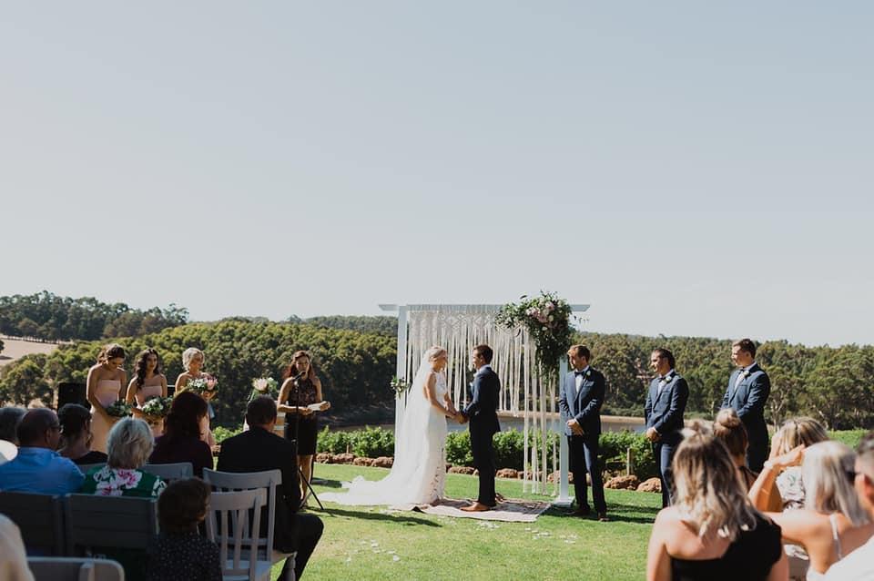 Cowaramup Wedding Celebrant Joanne Armstrong