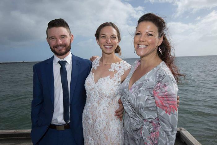 Joanne Armstrong wedding celebrant